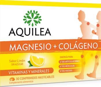 Aquilea magnesio+colágeno