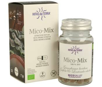 Mico Mix Extracto de 3 hongos