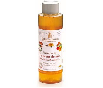 Champú suave de miel Bio
