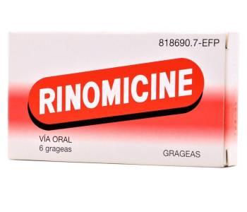 Rinomicine grageas