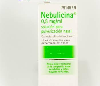 Nebulicina 0.05%