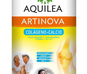 Aquilea artinova colágeno+calcio bote 485 gr