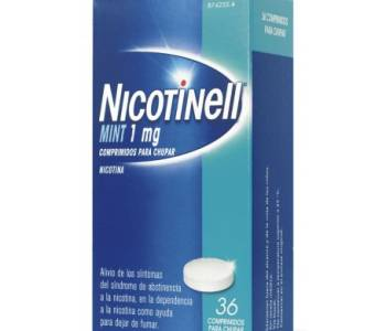 Nicotinell mint 1 mg