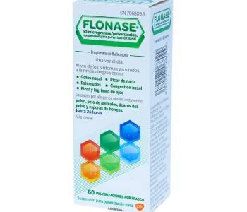 Flonase 50 MCG/PULSACIÓN