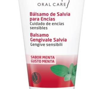 Gel bucal salvia