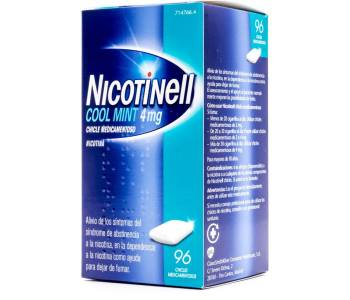 Nicotinell cool mint (4 mg)