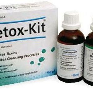 Heel Kit Detox Terapia Lympho-Nux-berb-Ha 30 ml Got 16300