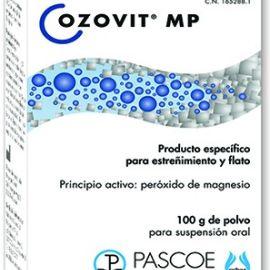 Cobas Ozovit MP 100g polvo sin sabor para suspensión oral