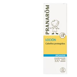 Pranarom aromapar loción piojos cabellos protegidos 30 ml