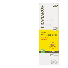 Pranarom aromapic spray antimosquitos