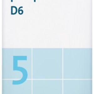 Sal de Schüssler Nº 5 Kalium phosphoricum 80 comprimidos DHU