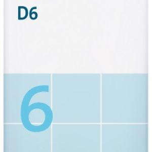 Sal de Schüssler Nº 6 Kalium sulfuricum 80 comprimidos DHU