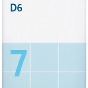 Sal de Schüssler Nº 7 Magnesium phosphoricum 80 comprimidos DHU