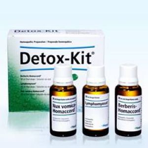 Heel Kit Detox Lympho-Nux-berb-Ha 30 ml Got 16300