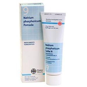 Pomada Schüssler Nº 9 Natrium phosphoricum 50 g DHU
