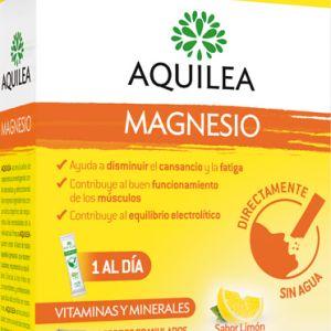 Aquilea magnesio granulado 14 sobres 3 gr