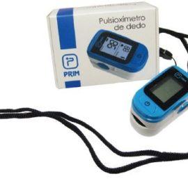 PRIM pulsioxímetro dedo
