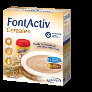 FontActiv 8 cereales con cacao 600 g