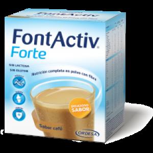 FontActiv forte 14 sobres café 30 g
