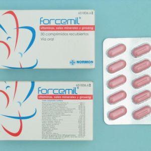 Forcemil (30 comprimidos recubiertos)
