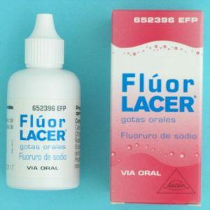 Fluor lacer (3.25 mg (eq 0.05 mg f) gotas orales sol 30 ml)
