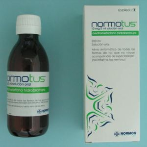 Normotus (10 mg/5 ml solucion oral 200 ml)
