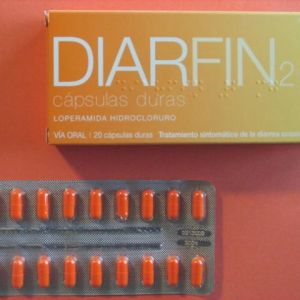 Diarfin (2 mg 20 capsulas)