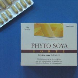 Phyto soya forte (117.85 mg 60 capsulas)