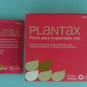 Plantax (16 sobres suspension oral)
