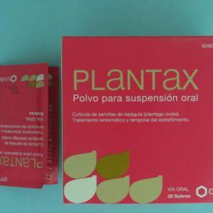 Plantax (30 sobres suspension oral)