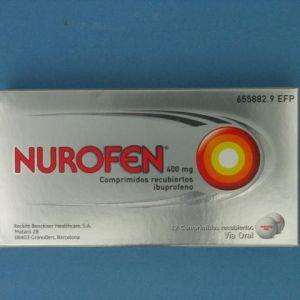 Nurofen (400 mg 12 comprimidos recubiertos)