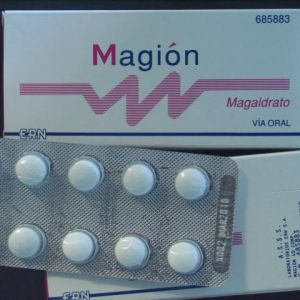 Magion (450 mg 40 comprimidos masticables)