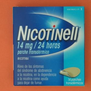 Nicotinell (14 mg/24 h 14 parches transdermicos 35 mg)