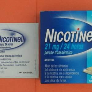 Nicotinell (21 mg/24 h 28 parches transdermicos 52.5 mg)