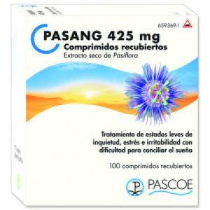 Pasang (425 mg 100 comprimidos recubiertos)