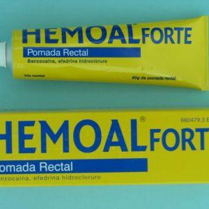 Hemoal forte (pomada rectal 50 g)