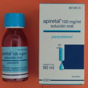 Apiretal (100 mg/ml solucion oral 90 ml)