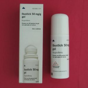 Ibustick (5% gel topico roll-on 60 g)