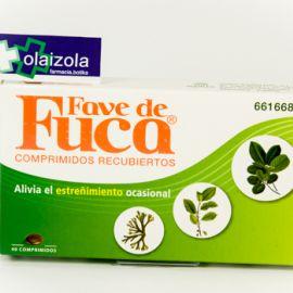 Fave de fuca (40 comprimidos recubiertos)