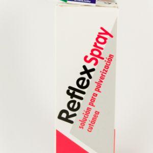 Reflex (spray solución para pulverización cutánea 130 ml)