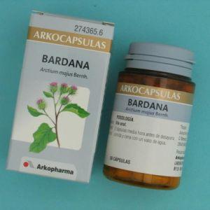 Arkocápsulas bardana (350 mg 48 cápsulas)