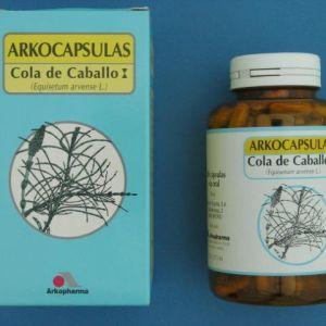 Arkocápsulas cola de caballo (190 mg 200 cápsulas)