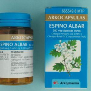 Arkocápsulas espino albar (350 mg 48 cápsulas)