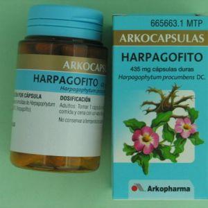 Arkocápsulas harpagofito (435 mg 50 cápsulas)