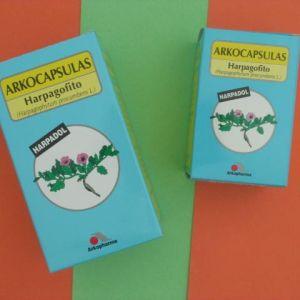 Arkocápsulas harpagofito (435 mg 84 cápsulas)