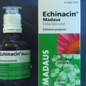 Echinacin madaus (800 mg/ml solucion oral 50 ml)