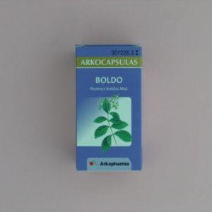Arkocápsulas boldo (260 mg 48 cápsulas)