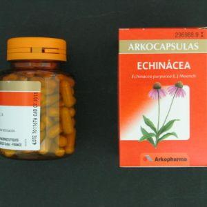 Arkocápsulas echinacea (250 mg 100 cápsulas)