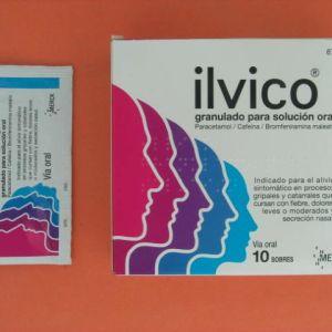 Ilvico (10 sobres)