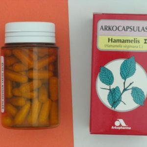 Arkocápsulas hamamelis (290 mg 48 cápsulas)